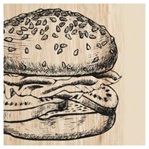 Burgerplank