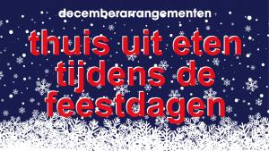 December arrangementen
